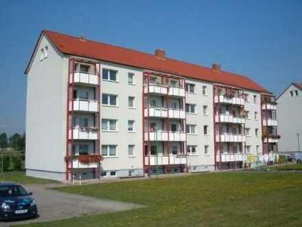 1-Raum-Dachgeschoß-Wohnung mit Balkon im Grünen