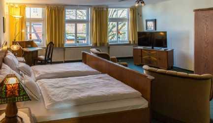 Hotel Garni im historischen Kern Celle