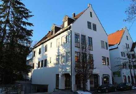 Gepflegte Wohnung oder Gewerbefläche mit 1,5 Zimmern im Zentrum von Gersthofen