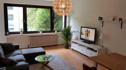 Attraktive 4-Zimmer-Wohnung mit Balkon in zentraler Lage