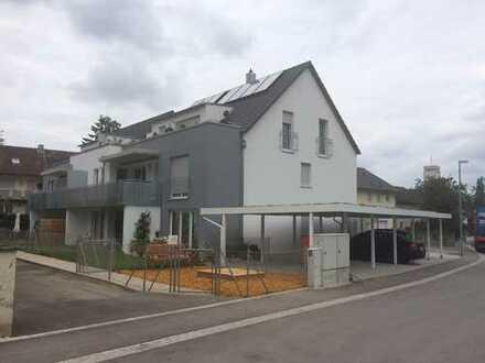 Exklusive, neuwertige 3-Zimmer-Dachgeschosswohnung mit Balkon in Schwabach