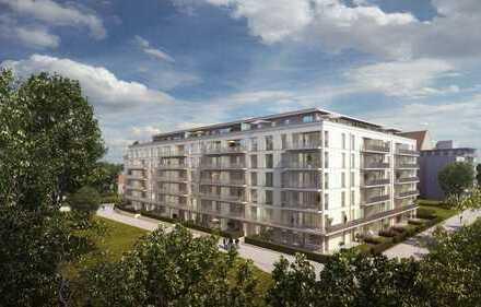 NEUBAU Erstbezug - 3,5-Zimmer-Penthousewohnung mit Dachterrasse in Nürnberg
