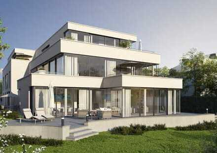 Exklusive 4-Zimmer Wohnung mit einmaligem Rheinpanorama