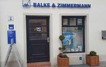 Büro im Stadtzentrum von Beeskow