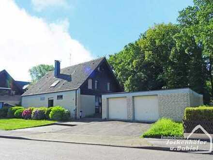 Freistehendes Einfamilienhaus in bester Lage in Zweckel!