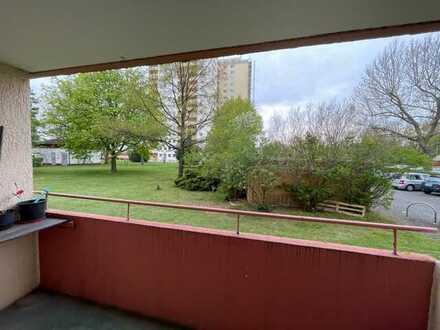 Vermietete 2 Zimmer Eigentumswohnung im Erdgeschoss in 63814 Mainaschaff