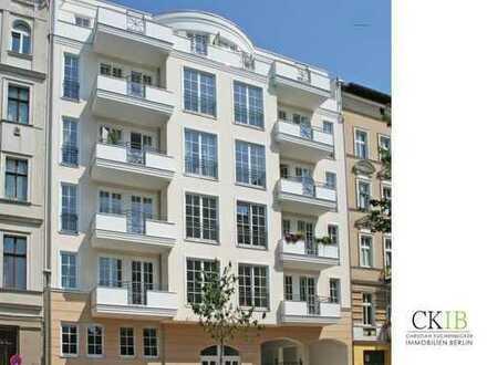 181m², 4-Zimmer-Dachgeschoss-Maisionette, direkt im Winsviertel, Stellplatz, Terrasse und 2 Balkone
