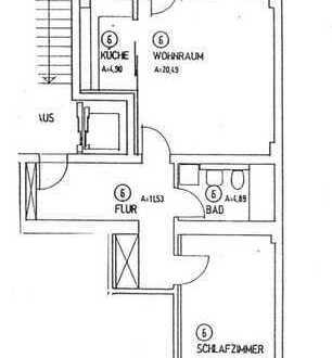 485 €, 63 m², 2 Zimmer