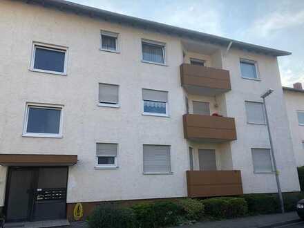 Schöne 2 ZKB Eigentumswohnung mit Balkon in beliebtem Osthofen - Kapitalanlage oder Selbsteinzug
