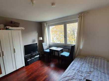 Schöne 1-Zimmer-Wohnung im angesagten Belgischen Viertel