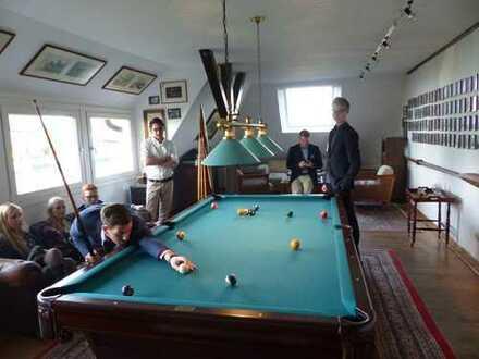 Ruderer aufgepasst! Zimmer frei auf Bootshaus!