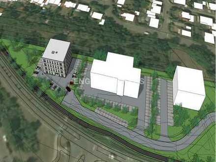 Attraktive Neubau Büroflächen nahe der B 9