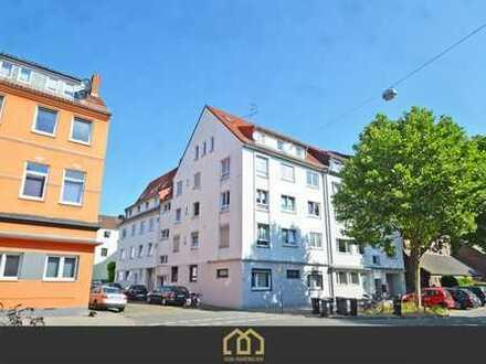 Flüsseviertel / Aufwendig modernisierte Eigentumswohnung in guter Lage