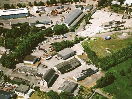 Gewerbeobjekt in guter Lage mit Bürogebäude -Werkhalle und 4,5 ha Fläche