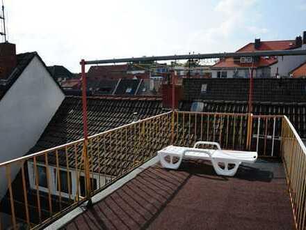 Erstbezug nach Sanierung: attraktive 2,5-Zimmer-Wohnung mit Einbauküche und Balkon in Bremen