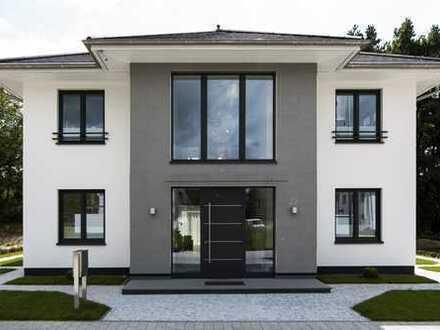 ALL INCLUSIVE: Topmoderne Villa, super Grundstück und Baunebenkosten - komplett einzugsfertig