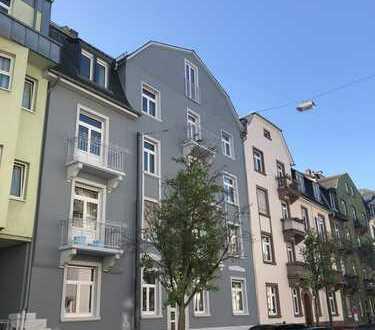 Vermietete 3-Zimmer Altbauwohnung im beliebten Frankfurter Nordend-West!