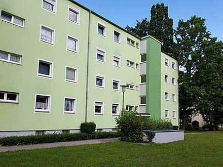 Ruhiggelegene 3 ZKB-Wohnung in Ingolstadt-Unterhaunstadt