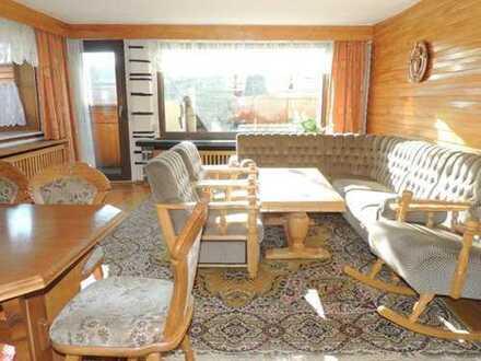 Einfamilienhaus mit Werkstatt und Garage zu verkaufen!