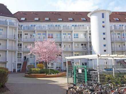 Kapitalanlage in beliebter Lage mit Terrasse und TG-Stellplatz!