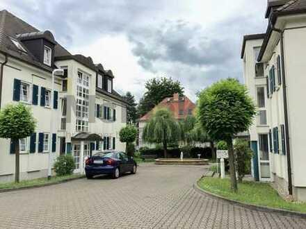 Modernes 1-Zi.-Apartment mit Balkon und TG-Stellplatz in attraktiver Lage von Dresden-Laubegast