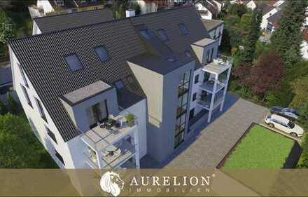 """NEUBAU PROJEKT """"OW49"""" 3-Zimmer Gartenwohnung mit Balkon und Terrasse"""