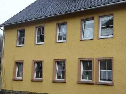 Helle 3 Raum Wohnung in Wiesenbad