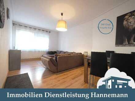 2 Zi. Whg., EG, ca. 55m², teilmöbliert, EBK, modernes Duschbad – S-Ost am Schmalzmarkt
