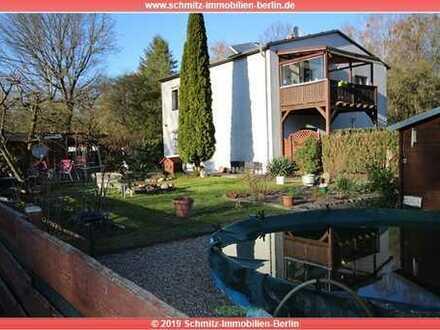 Ruhige 3 Zi. ETW mit 400 m² Garten in Finowfurt