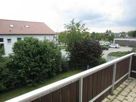 4-Zimmerwohnung mit großem Balkon