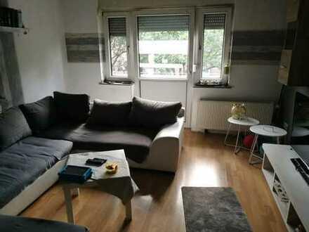 Wesel-Mitte, 3,5-Zi-Wohnung mit kleinem Balkon