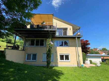 Einfamilienhaus mit Wohnappartments in Weißensberg