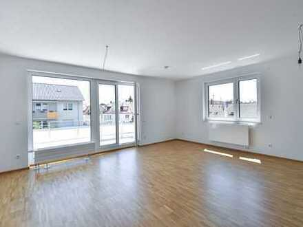 Schöne 3-Zimmerwohnung im Neubau mit großzügigem Balkon