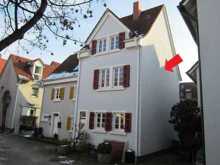 Idyllisches Stadthaus in der Ettlingen Altstadt