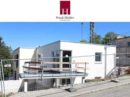 Neubau DHH in herrlicher Lage am Georgenberg