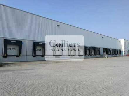 LOGISTIK   ca. 1.500 m²   Schkeuditz   Cross Dock mit 5 Rampen