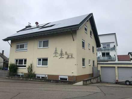 Tolles Mehrfamilienhaus mit 4 Wohnungen in Eggenstein