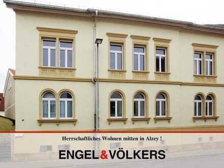 Herrschaftliches Wohnen mitten in Alzey