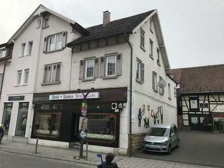 2 Häuser im Herzen von Stuttgart-Feuerbach von privat zu verkaufen.