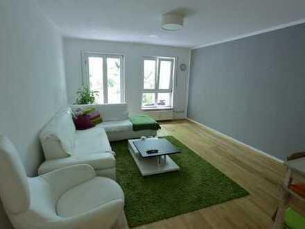 RESERVIERT! Schöne 2-Zi-EG-Wohnung mit Südterrasse in Berg am Laim