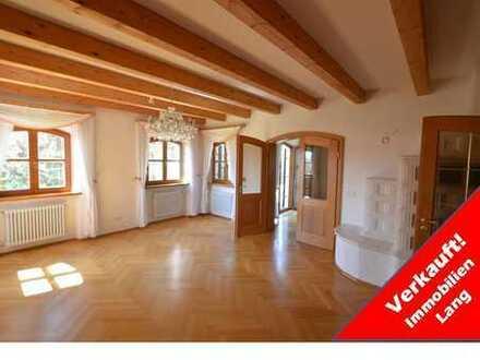 VERKAUFT!Komf. 1-2 Fam.-Landhaus mit 5-6 Zi., Einbaukü.,2 Bädern,1.500 m² Garten u. Sauna in Bern...