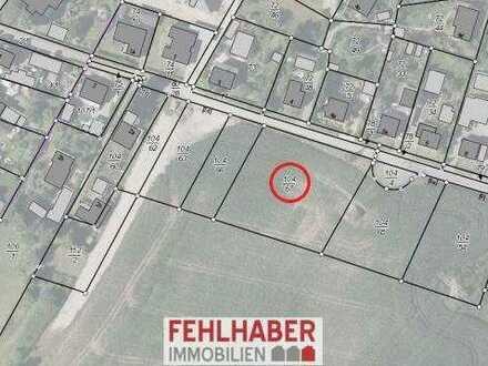 Ruhige Lage vor den Toren Stralsunds - Baugrundstück für EFH / DH in Negast