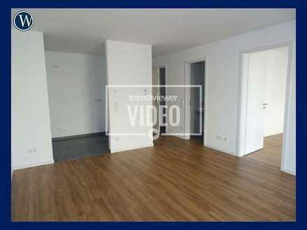 Moderne 2-Zimmer-Wohnung im NEUBAU ++ offener Wohnbereich + Balkon + Duschbad ++ **Erstbezug**