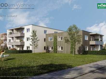 90 m² Dachwohnung mit Westbalkon • 3 Zimmer