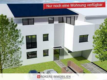 Bieber-Living: Neubau 3-Zimmer-Penthouse mit 38m² Dachterrasse