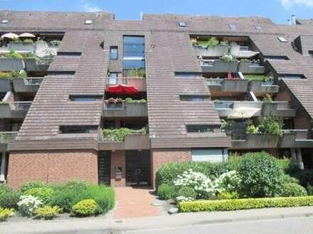 Sehr schöne 2 ZKB Wohnung mit 2 Balkonen am beliebten Yachthafen in Bad Zwischenahn! Personenaufzug!