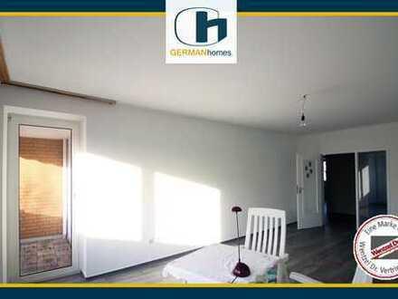 Provisionsfrei für Käufer - Renovierte 3 Zimmer Wohnung mit Balkon - Bremerhaven Mitte