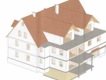 Rein ins Wohnglück! Neu sanierte 2 Zimmer Wohnung in Ötisheim (Alt- und Neubau)