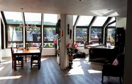 Exklusive Maisonettewohnung - Auch für Gewerbeflächen geeignet - zentrale Lage