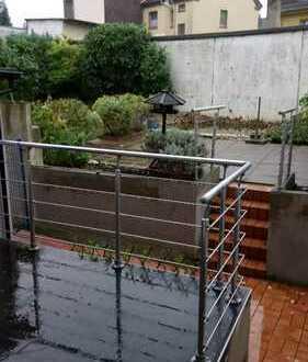 Gepflegte 3-Zimmer-EG-Wohnung mit Balkon und Einbauküche in Dortmund